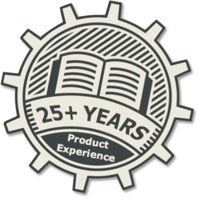 25 Years Product Experience